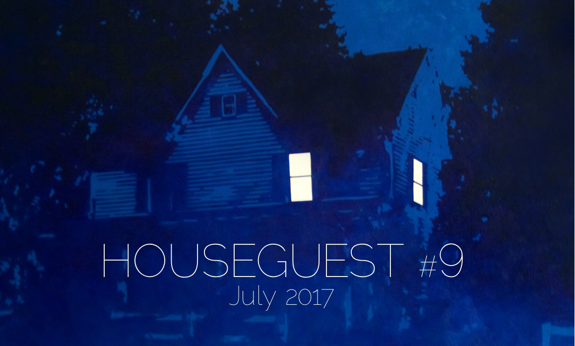 Alone by Tim Frisch, Houseguest Issue #9 July 2017