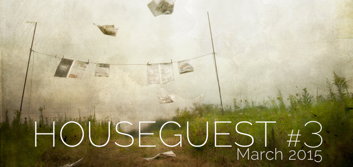 Jamie Heiden Dirty Laundry, Houseguest Issue #3